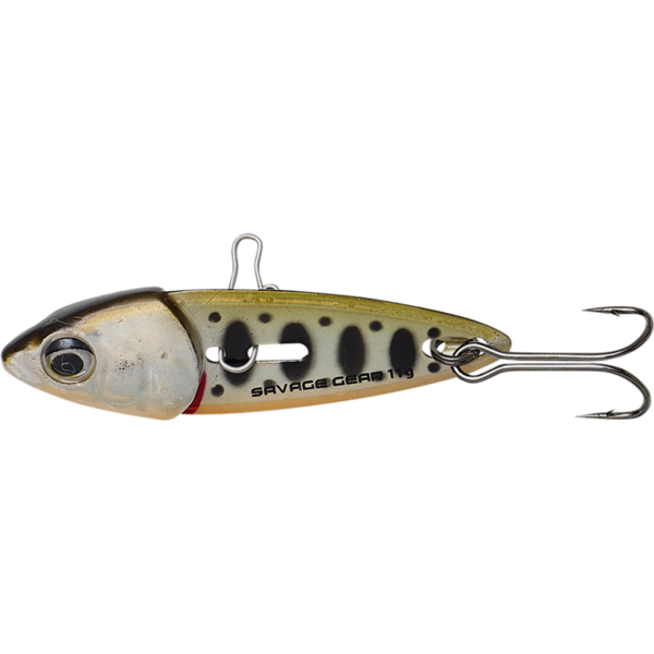 SAVAGE GEAR SWITCH BLADE MINNOW 5CM/11G  OLIVE SMOLT