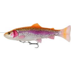 SAVAGE GEAR 4D LINE THRU PULSETAIL TROUT 16CM/51G ALBINO TROUT
