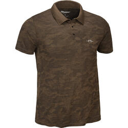 BLASER TRICOU POLO ARGALI MIKE TERRA MAR.2XL