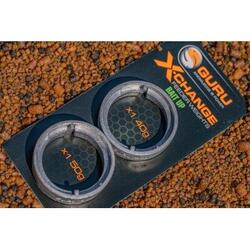 FEEDER GURU X-CHANGE BAIT-UP HEAVY SPARE PACK