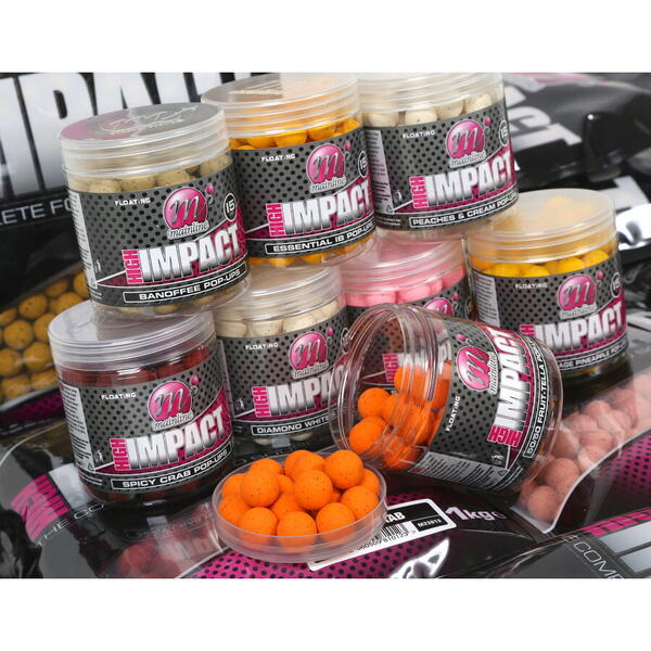 MAINLINE POP-UP HIGH IMPACT FRUITY TUNA 15MM