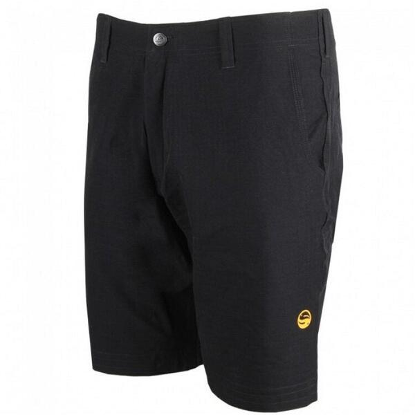 GURU PANTALON SHORTS NEGRU MAR.XL