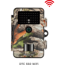 MINOX CAMERA VIDEO DTC 550 WIFI