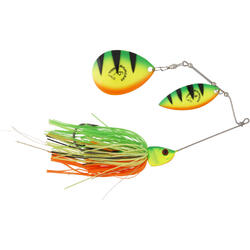 SAVAGE GEAR SPINNER DA BUSH 21G SINKING FIRETIGER