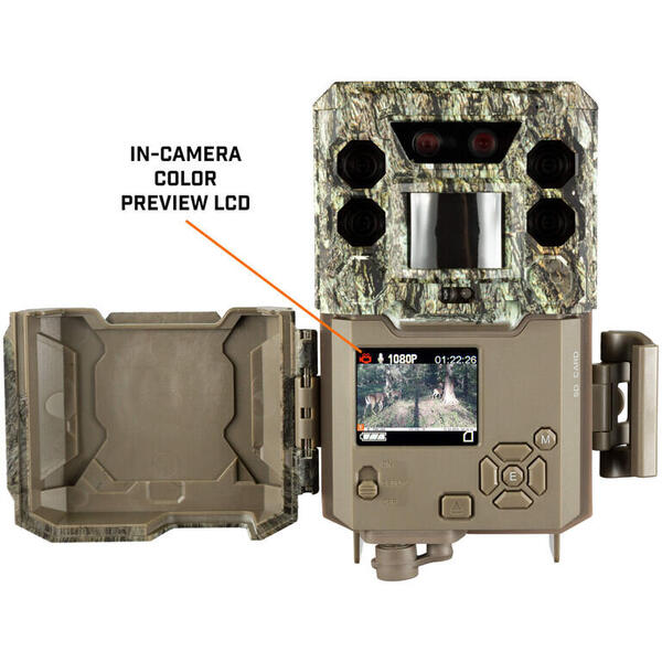 BUSHNELL CAMERA VIDEO DUAL CORE NO GLOW 30MP