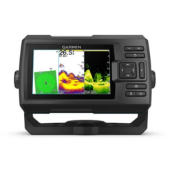 GARMIN SONAR STRIKER VIVID 5CV WW GT20