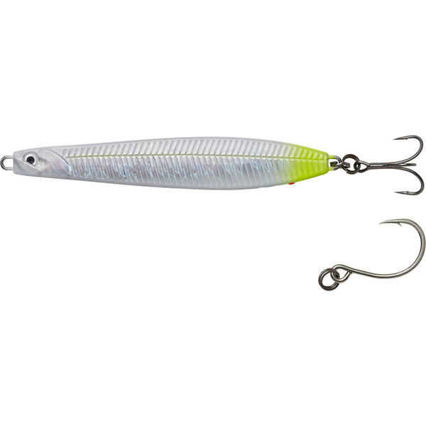 SAVAGE GEAR PILKER SURF SEEKER 11CM/40G SINKING WHITE PEARL