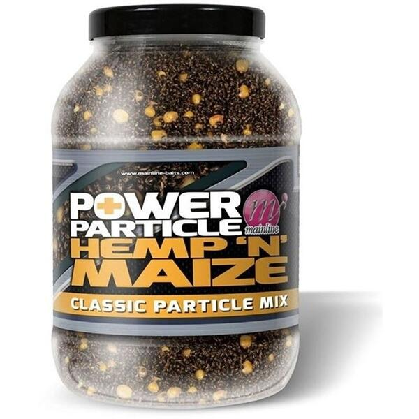 MAINLINE NADA POWER PLUS PARTICLES HEMP MAIZE