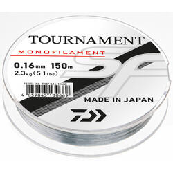XX FIR DAIWA TOURNAMENT SF 0,230MM/3,5KG/3000M GREY