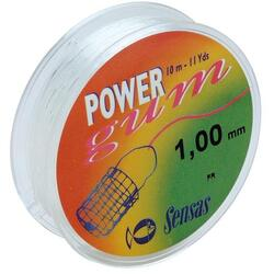 SENSAS ELASTIC POWER GUM D=0,50MM/10M