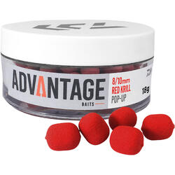 DAIWA POP-UP ADVANTAGE RED KRILL 6/8MM 18G