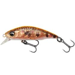 SAVAGE GEAR 3D STICKLEBAIT TWITCH 4,5CM/4G FLUO ORANGE COPPER